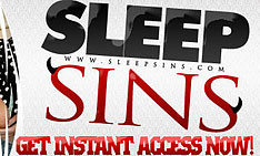 sleep sins