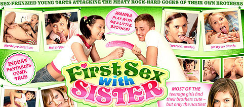 first sex with sister