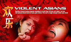 violent asians